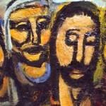 Rouault_gesù e apostoli_2