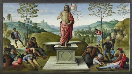 Mostre: Parigi celebra Perugino 'Maestro di Raffaello'